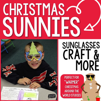 "Christmas Craft + Activities {Christmas ""Sunnies""}"