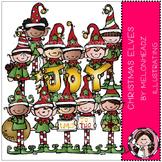 Christmas Elves by Melonheadz