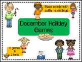 December Holidays Games