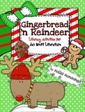 Christmas Literacy Activities Featuring Jan Brett