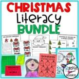 Christmas Literacy Bundle of Activities- Common Core Aligned