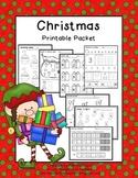 Christmas Math & Literacy {PRINT IT NOW!}