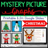 Christmas Math -Mystery Picture Graphs