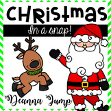 Christmas Math and Literacy Fun