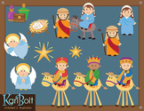Christmas Nativity Clip-Art