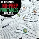 Christmas {No Prep Practice}