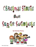 Christmas Senses for Super Scientists