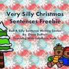 Christmas Silly Sentences