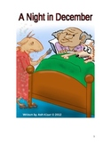 """Christmas Skit: """"A Night in December"""""""