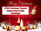 Christmas Engineering Design Challenges