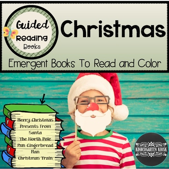 Christmas Themed: Sight Word Readers