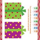 Christmas Themed Synonyms & Antonyms File Folder Activity