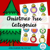 Christmas Tree Categories