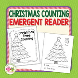 Christmas Counting Free Emergent Reader