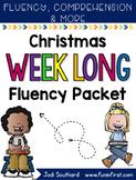 Christmas Weeklong Fluency Packet