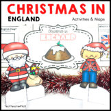 Christmas in England - Activities and Printables