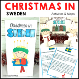 Christmas in Sweden - Activities and Printables