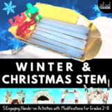 Christmas_Winter STEM Design Challenge: 5-in-1 Bundle