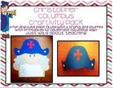 Christopher Columbus  {Craftivity Packet}