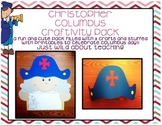Christopher Columbus  {Craftivity Packet}