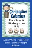 Christopher Columbus Preschool - Kindergarten Unit