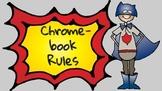 Chromebook Class Rules