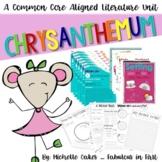 Chrysanthemum: A Literature Unit
