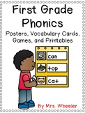 Chunking Words Phonics Pack