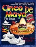 Cinco De Mayo Flip Flap Book