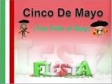 Cinco De Mayo Mexican Holiday