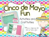 Cinco de Mayo Fun {activities and craftivities}