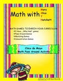 Cinco de Mayo - Math Pass Around Activity