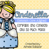 Cinderella - Compare/Contrast and So Much More {Common Cor