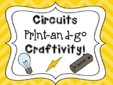 Circuits Print-and-go Craftivity