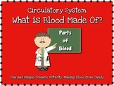 Circulatory System: Parts of the Blood, Candy Activity