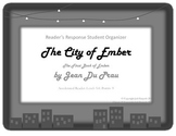 City of Ember Reader Response Organizer