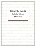 City of the Beasts Novel Study / Literature Unit