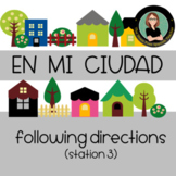 Ciudad, City, Town and getting around! Prepositions and Di