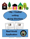 Ciudad, City, Town and getting around!  Giving Directions