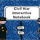 Civil War Mini-Interactive Notebook