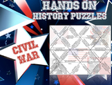 Hands on History-Civil War Puzzle