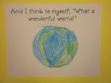 "Class Book: ""What a Wonderful World"""