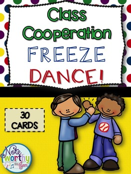 https://www.teacherspayteachers.com/Product/Class-Cooperation-Freeze-Dance-Brain-Break-1619747