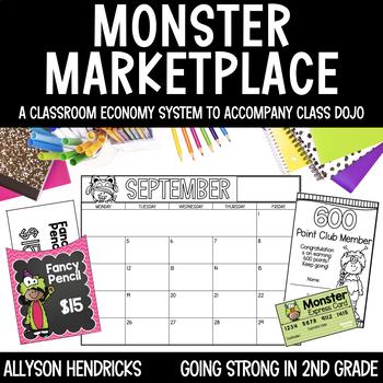 Class Dojo Classroom Management & Economy SUPER PACK!