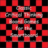Classic Critical Thinking Board Games for the Smartboard