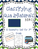 Classifying Quadrilaterals - 3.G.A.1