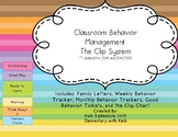 Classroom Behavior Management: The Clip System