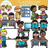 Little Shorties Classroom Centers Clip Art