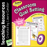 Data Tracking - Classroom Goal Setting ebook
