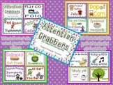 Classroom Management-Attention Grabbers